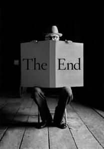 L'importanza di scrivere la parola fine.