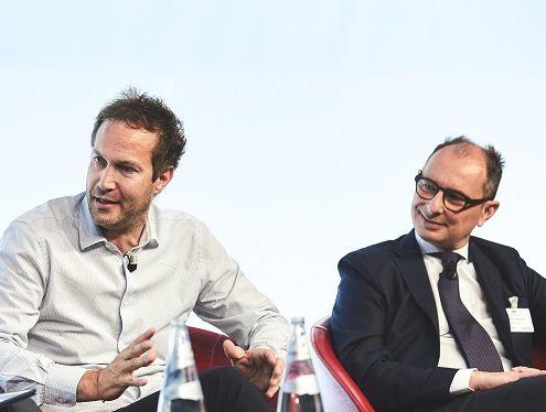 L'industria del design e la pura essenza PMI: L'industria del design tra digitale e internazionalizzazione - Tavola rotonda: Daniele Lago e Gianluca Mollura