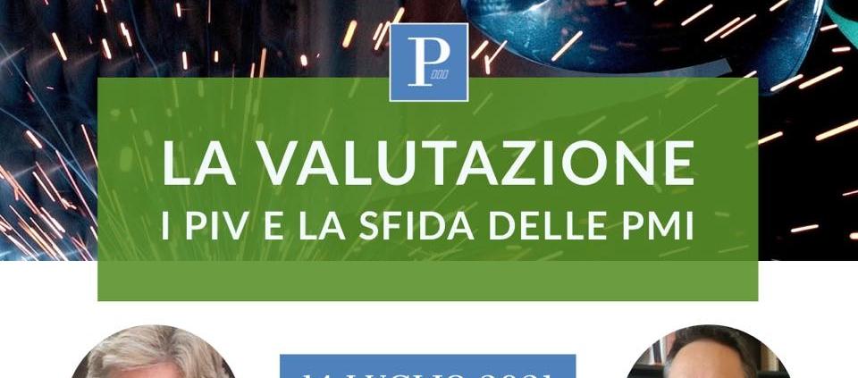 La valutazione i PIV e la sfida delle PMI.
