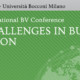 CONVEGNO OIV: New Challenges in Business Valuation